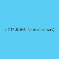 L Citrulline For Biochemistry