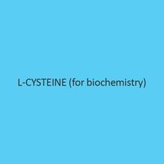 L Cysteine (For Biochemistry)