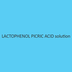 Lactophenol Picric Acid Solution (For Microscopy)