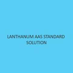 Lanthanum AAS Standard Solution