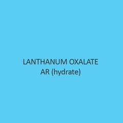 Lanthanum Oxalate AR (Hydrate)
