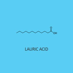 Lauric Acid (N Dodecanoic Acid)