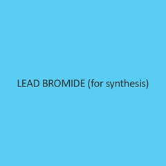 Lead Bromide (For Synthesis)