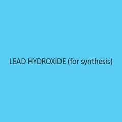 Lead Hydroxide (For Synthesis)