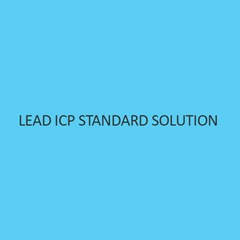 Lead ICP Standard Solution