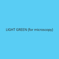 Light Green (For Microscopy)
