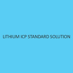 Lithium ICP Standard Solution