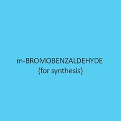 M Bromobenzaldehyde For Synthesis