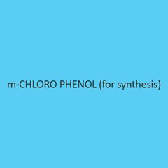 M Chloro Phenol For Synthesis