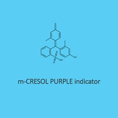 M Cresol Purple Indicator