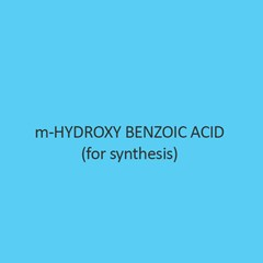 M Hydroxy Benzoic Acid (For Synthesis)