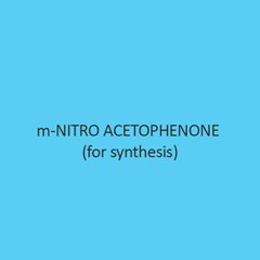 M Nitro Acetophenone (For Synthesis)