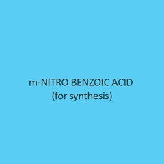 M Nitro Benzoic Acid (For Synthesis)