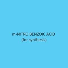 M Nitro Benzoic Acid (For Synthesis)