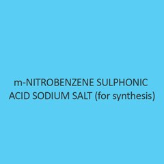 M Nitrobenzene Sulphonic Acid Sodium Salt (For Synthesis)