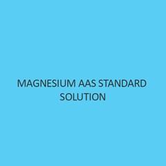 Magnesium AAS Standard Solution