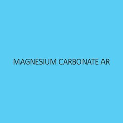 Magnesium Carbonate AR (Light)