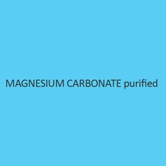 Magnesium Carbonate Purified (Heavy)