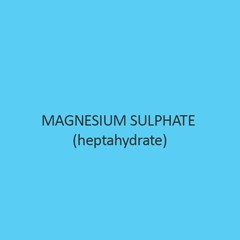 Magnesium Sulphate (Heptahydrate) (For Molecular Biology)