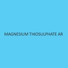 Magnesium Thiosulphate AR (Hexahydrate)
