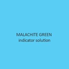 Malachite Green Indicator Solution