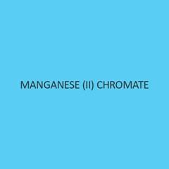 Manganese (II) Chromate