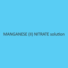 Manganese (II) Nitrate solution