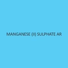 Manganese (II) Sulphate AR