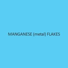 Manganese (Metal) Flakes