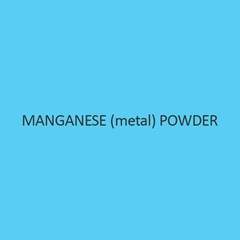 Manganese (Metal) Powder