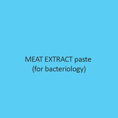 Meat Extract paste for bacteriology
