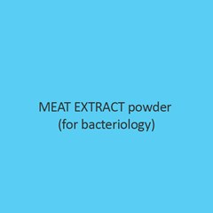 Meat Extract powder for bacteriology
