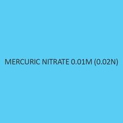 Mercuric Nitrate 0.01M 0.02N