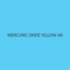 Mercuric Oxide Yellow AR