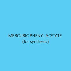 Mercuric Phenyl Acetate for synthesis