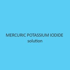 Mercuric Potassium Iodide solution