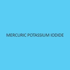 Mercuric Potassium Iodide