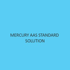 Mercury AAS Standard Solution