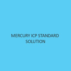 Mercury ICP Standard Solution
