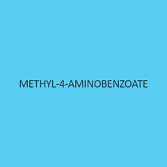 Methyl 4 Aminobenzoate