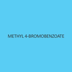 Methyl 4 Bromobenzoate