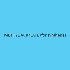 Methyl Acrylate for synthesis
