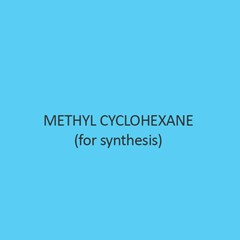 Methyl Cyclohexane (For Synthesis)