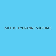 Methyl Hydrazine Sulphate
