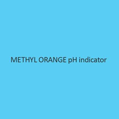 Methyl Orange Ph Indicator