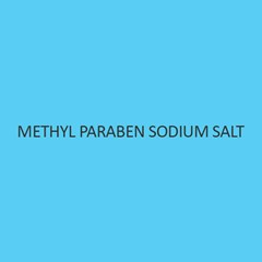 Methyl Paraben Sodium Salt