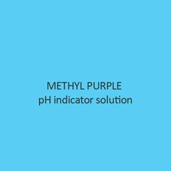 Methyl Purple Ph Indicator (Purple Green)