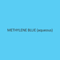 Methylene Blue (Aqueous)