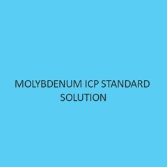 Molybdenum Icp Standard Solution 1000Mg Per L In Nitric Acid