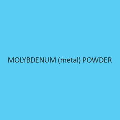 Molybdenum (Metal) Powder Extra Pure